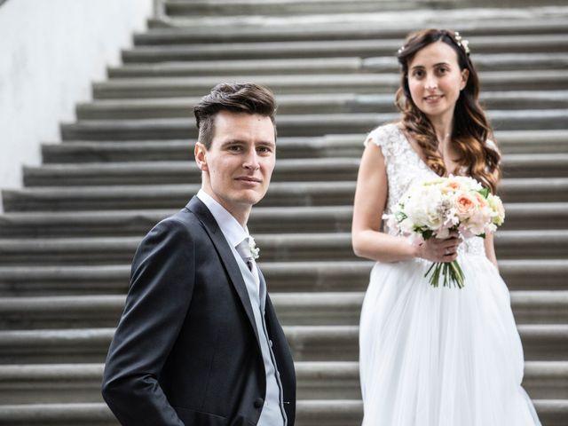 Il matrimonio di Andrea e Silvia a Iseo, Brescia 22