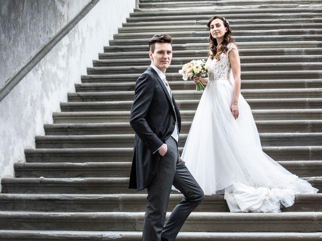 Il matrimonio di Andrea e Silvia a Iseo, Brescia 21