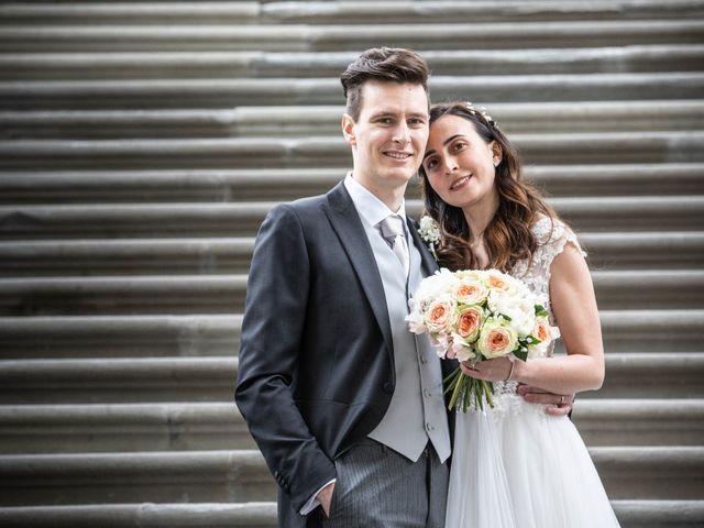 Il matrimonio di Andrea e Silvia a Iseo, Brescia 20