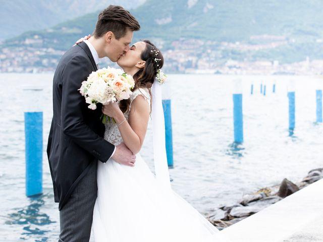 Il matrimonio di Andrea e Silvia a Iseo, Brescia 19