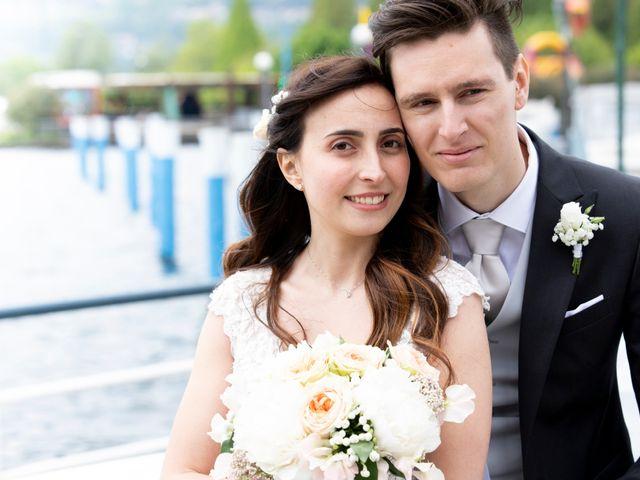 Il matrimonio di Andrea e Silvia a Iseo, Brescia 3