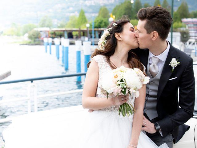 Il matrimonio di Andrea e Silvia a Iseo, Brescia 16