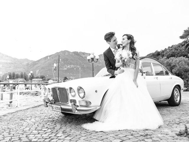 Il matrimonio di Andrea e Silvia a Iseo, Brescia 15