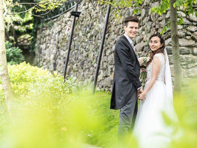 Il matrimonio di Andrea e Silvia a Iseo, Brescia 13