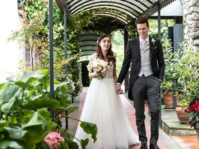 Il matrimonio di Andrea e Silvia a Iseo, Brescia 12