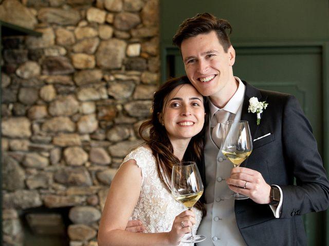 Il matrimonio di Andrea e Silvia a Iseo, Brescia 11