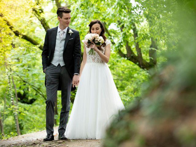 Il matrimonio di Andrea e Silvia a Iseo, Brescia 6