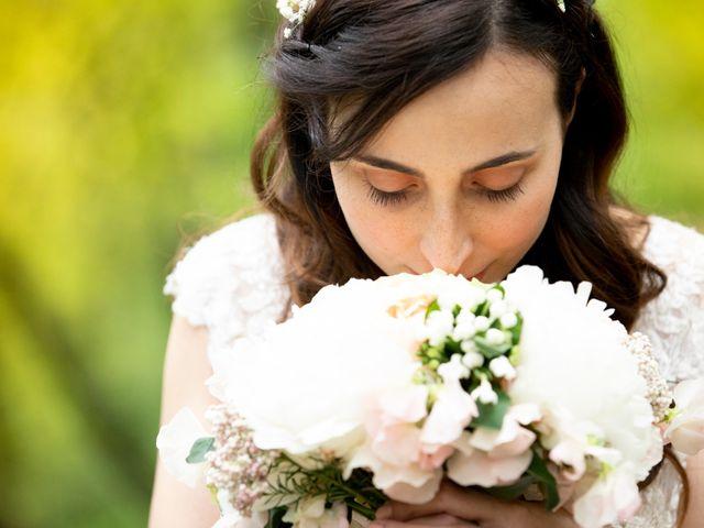 Il matrimonio di Andrea e Silvia a Iseo, Brescia 18