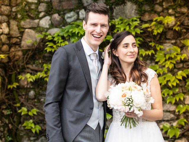 Il matrimonio di Andrea e Silvia a Iseo, Brescia 50