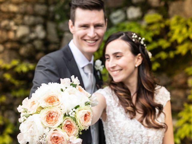 Il matrimonio di Andrea e Silvia a Iseo, Brescia 64