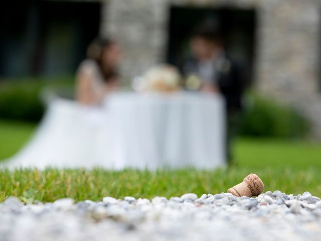Il matrimonio di Andrea e Silvia a Iseo, Brescia 62