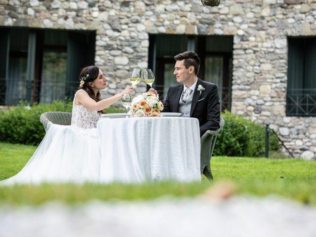 Il matrimonio di Andrea e Silvia a Iseo, Brescia 61