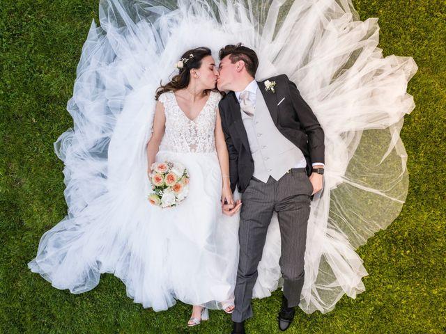 Il matrimonio di Andrea e Silvia a Iseo, Brescia 51