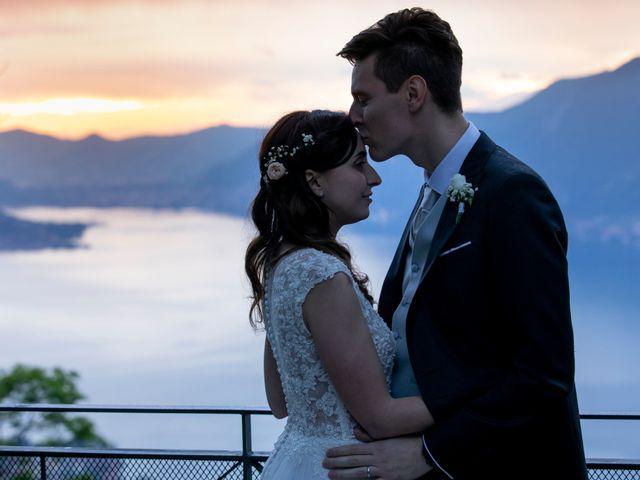 Il matrimonio di Andrea e Silvia a Iseo, Brescia 35