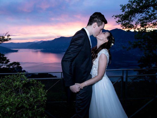 Il matrimonio di Andrea e Silvia a Iseo, Brescia 47