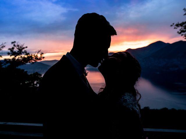 Il matrimonio di Andrea e Silvia a Iseo, Brescia 45