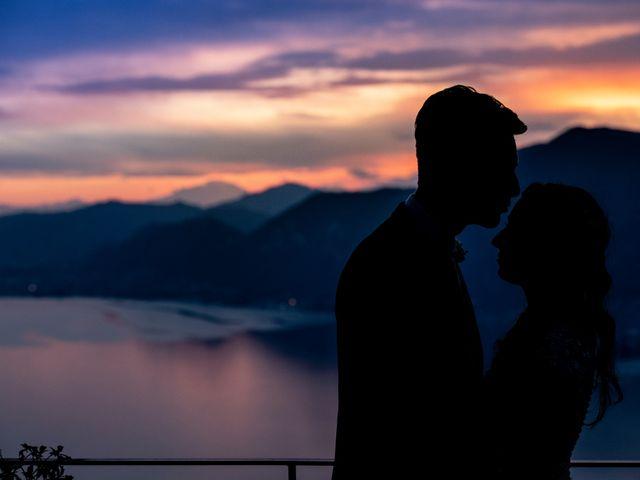 Il matrimonio di Andrea e Silvia a Iseo, Brescia 43
