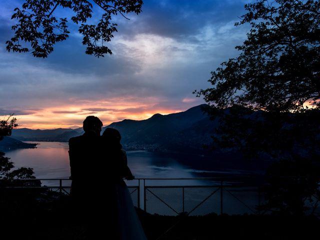 Il matrimonio di Andrea e Silvia a Iseo, Brescia 42