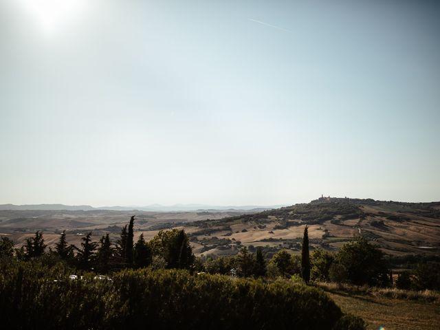 Il matrimonio di Pierpaolo e Mairin a Pienza, Siena 3