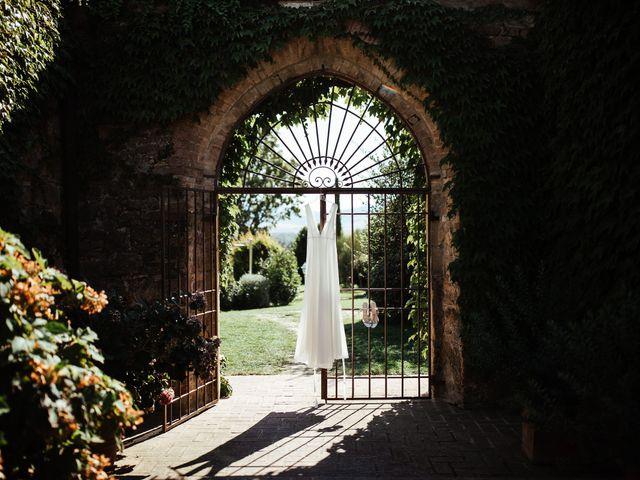 Il matrimonio di Pierpaolo e Mairin a Pienza, Siena 4