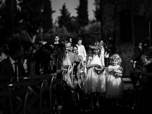 Il matrimonio di Pierpaolo e Mairin a Pienza, Siena 18