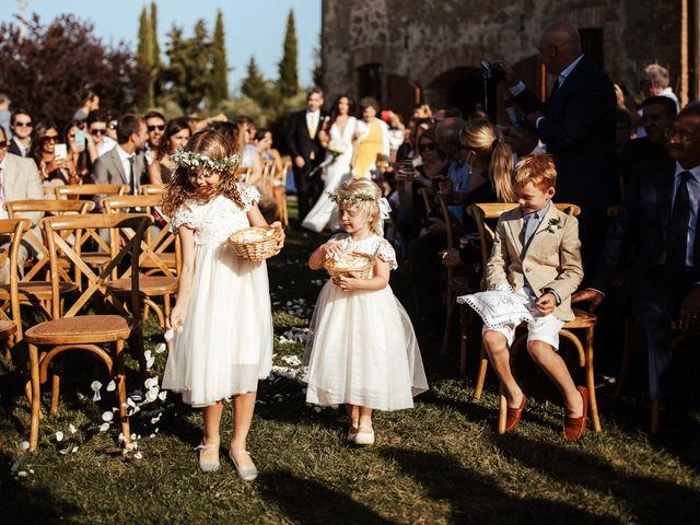 Il matrimonio di Pierpaolo e Mairin a Pienza, Siena 20