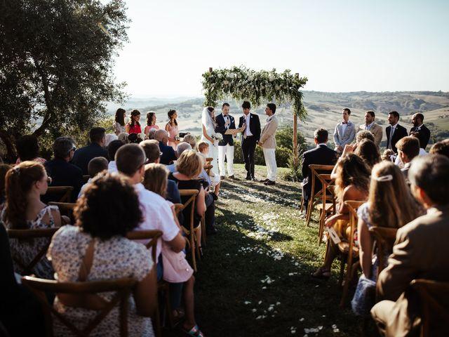 Il matrimonio di Pierpaolo e Mairin a Pienza, Siena 21