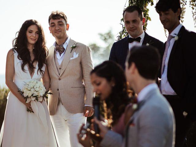 Il matrimonio di Pierpaolo e Mairin a Pienza, Siena 25