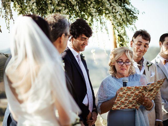 Il matrimonio di Pierpaolo e Mairin a Pienza, Siena 26