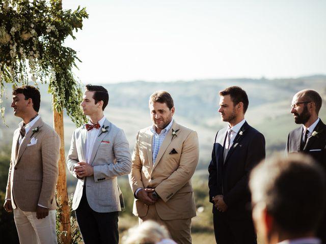 Il matrimonio di Pierpaolo e Mairin a Pienza, Siena 27