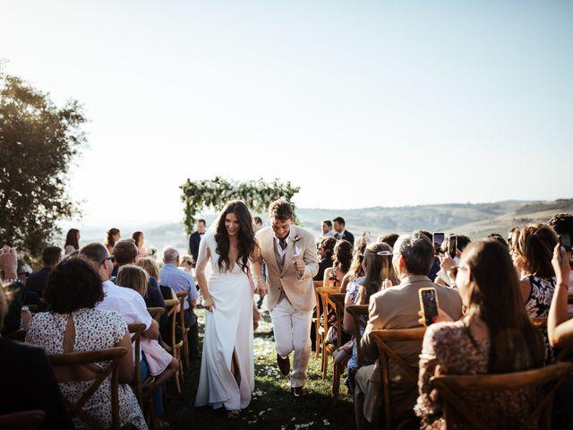 Il matrimonio di Pierpaolo e Mairin a Pienza, Siena 31