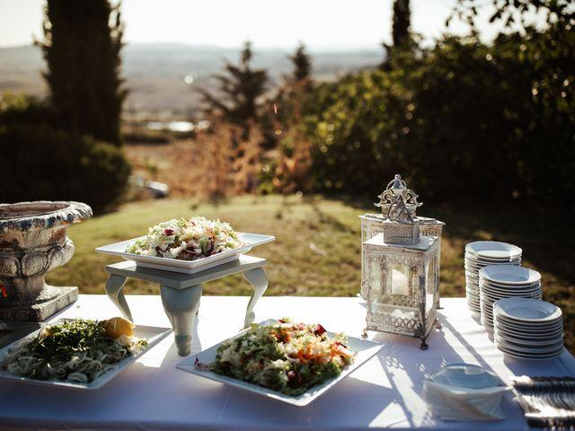 Il matrimonio di Pierpaolo e Mairin a Pienza, Siena 35