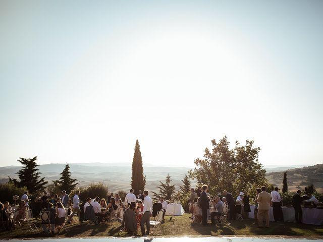 Il matrimonio di Pierpaolo e Mairin a Pienza, Siena 40