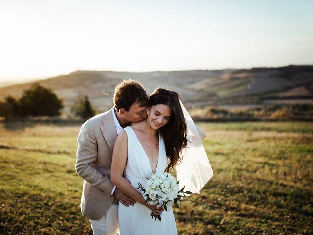 Il matrimonio di Pierpaolo e Mairin a Pienza, Siena 42