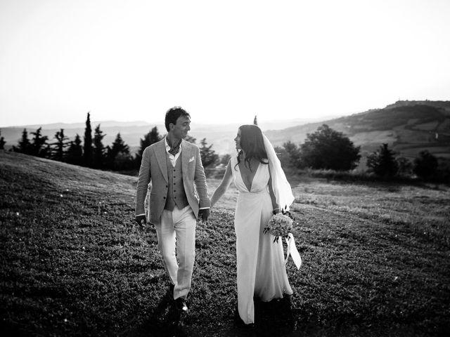 Il matrimonio di Pierpaolo e Mairin a Pienza, Siena 52