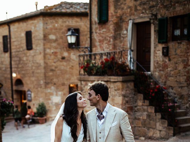 Il matrimonio di Pierpaolo e Mairin a Pienza, Siena 1