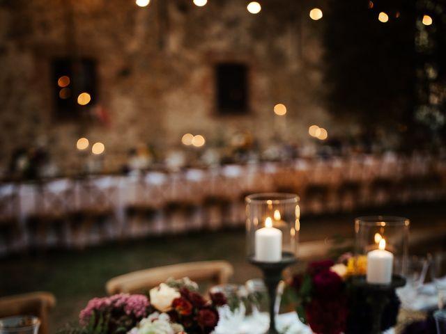 Il matrimonio di Pierpaolo e Mairin a Pienza, Siena 62