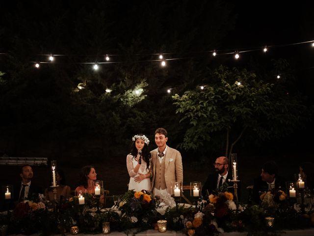 Il matrimonio di Pierpaolo e Mairin a Pienza, Siena 67