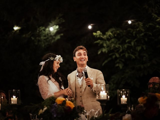Il matrimonio di Pierpaolo e Mairin a Pienza, Siena 68
