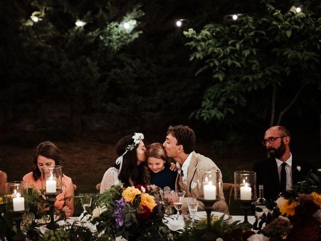 Il matrimonio di Pierpaolo e Mairin a Pienza, Siena 70