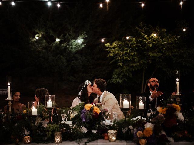 Il matrimonio di Pierpaolo e Mairin a Pienza, Siena 72
