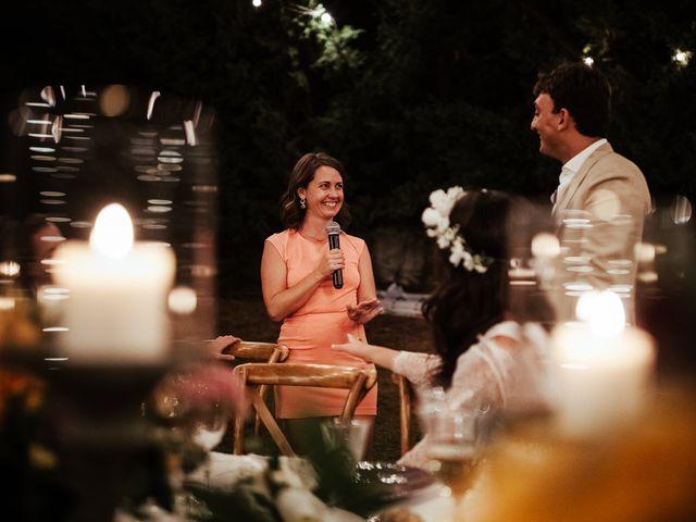 Il matrimonio di Pierpaolo e Mairin a Pienza, Siena 75