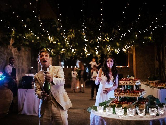 Il matrimonio di Pierpaolo e Mairin a Pienza, Siena 79
