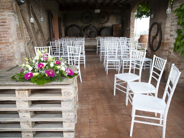 Il matrimonio di Katia e Dario a Zola Predosa, Bologna 4