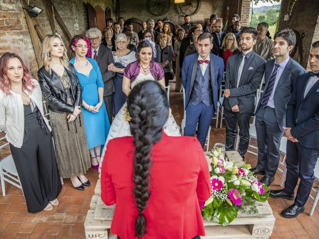 Il matrimonio di Katia e Dario a Zola Predosa, Bologna 17