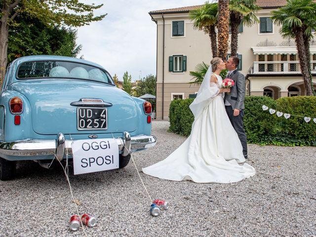 Il matrimonio di Steven e Silvia a Cervignano del Friuli, Udine 5