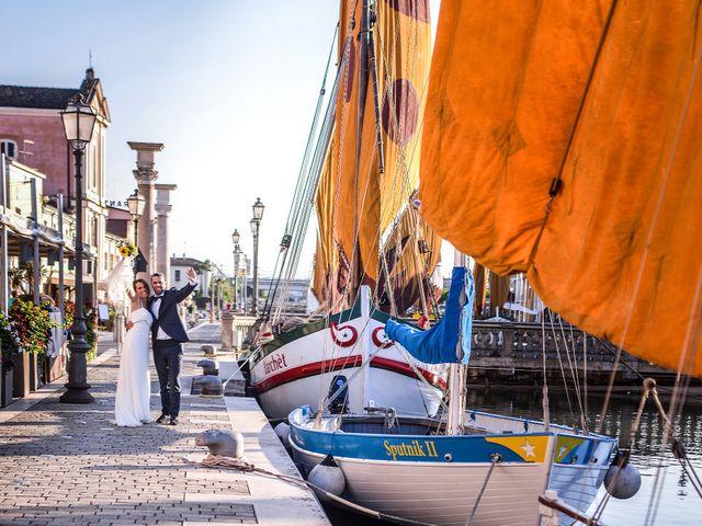 Il matrimonio di Enrico e Veronica a Cesenatico, Forlì-Cesena 28