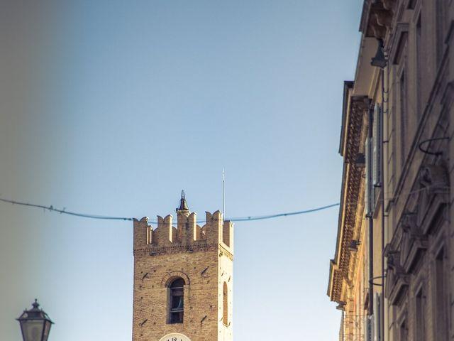Il matrimonio di Marcello e Mariangela a Offida, Ascoli Piceno 3
