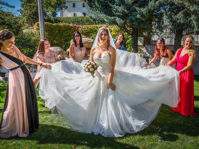 Il matrimonio di Marcello e Mariangela a Offida, Ascoli Piceno 25