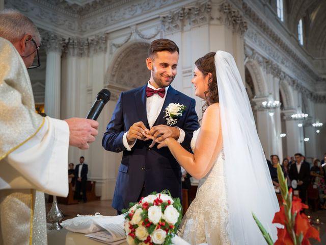 Il matrimonio di Marcello e Mariangela a Offida, Ascoli Piceno 29